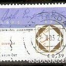 Sellos: HOLANDA. 2003. YT 2020. Lote 159749894