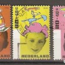 Sellos: HOLANDA- PAÍSES BAJOS. 1996 YT Nº 1560/1562. Lote 159750578