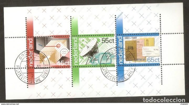 HOLANDA. 1981. H.B YV Nº 22 (Sellos - Extranjero - Europa - Holanda)