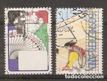 HOLANDA. 1980. YT 1133,1134 (Sellos - Extranjero - Europa - Holanda)