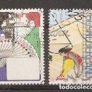 Sellos: HOLANDA. 1980. YT 1133,1134. Lote 159752774