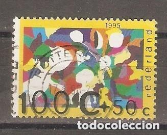 HOLANDA. 1995. YT 1524 (Sellos - Extranjero - Europa - Holanda)