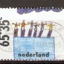 Sellos: HOLANDA.1988. YT 1323/1325. Lote 159752850