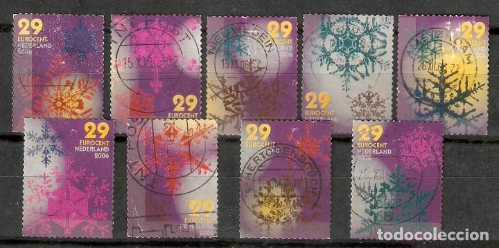 HOLANDA.2006. NAVIDAD (Sellos - Extranjero - Europa - Holanda)