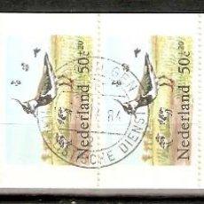 Sellos: HOLANDA. 1984. CARNET YT C1216A. Lote 166414910