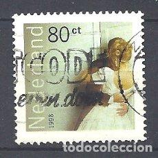 Sellos: YT 1622 HOLANDA 1998. Lote 167733000