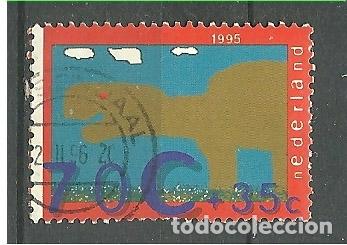 YT 1522 HOLANDA 1995 (Sellos - Extranjero - Europa - Holanda)