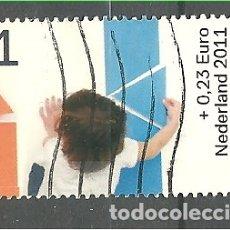 Sellos: YT 2856 HOLANDA 2011. Lote 167736636