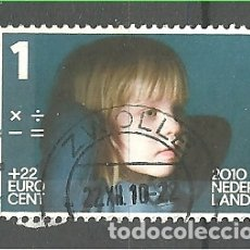 Timbres: YT 2741 HOLANDA 2010. Lote 167737200