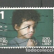 Sellos: YT 2739 HOLANDA 2010. Lote 167737262