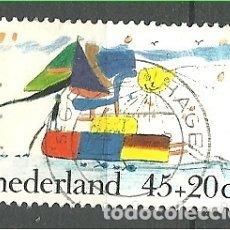 Timbres: YT 1060 HOLANDA 1976. Lote 167737621