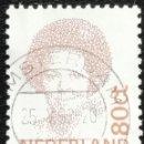 Sellos: 1991. HISTORIA. HOLANDA. 1380C. REINA BEATRIZ DE LOS PAÍSES BAJOS. SERIE CORTA. USADO. . Lote 168262132
