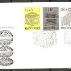 Sellos: HOLANDA. 1970. FDC Nº 104. Lote 170194336