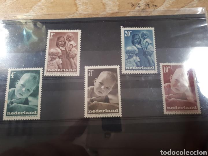 SELLOS DE HOLANDA 1947 LOTE N.401 (Sellos - Extranjero - Europa - Holanda)