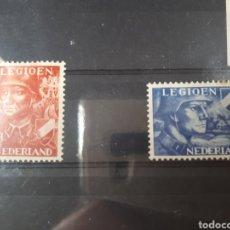 Sellos: SELLOS DE HOLANDA X393/94 AÑO 1942 LOT.N.752. Lote 172032160