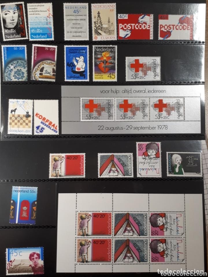 SELLOS DE HOLANDA AÑO 1978 LOT.N.861 (Sellos - Extranjero - Europa - Holanda)