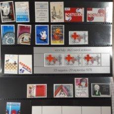 Sellos: SELLOS DE HOLANDA AÑO 1978 LOT.N.861. Lote 172259532