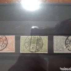 Sellos: SELLOS DE HOLANDA AÑO 1906 69/70/71 LOT.N.1058. Lote 172657010