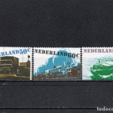 Sellos: HOLANDA 1980, YVERT 1135-37, MNH-SC. Lote 39111543