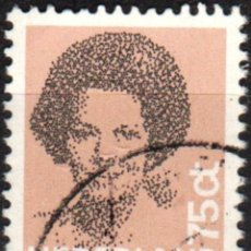 Sellos: HOLANDA - UN SELLO - IVERT:#NL-1181 - ***REINA BEATRIZ - (1938)¨¨*** - AÑO 1982 - USADO. Lote 176400560