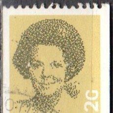 Sellos: HOLANDA - DOS SELLOS - IVERT:#NL-1184 - ***REINA BEATRIZ - (1938)¨¨*** - AÑO 1982 - USADOS. Lote 176401080