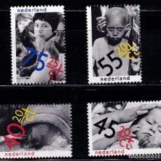 Sellos: HOLANDA 1979 BENEFICIENCIA PRO HUERFANOS NUEVOS ** (NMH) - LOTE - 86 - J1. Lote 179107435
