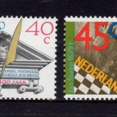 Sellos: ALEMANIA 1116/17** - AÑO 1979 - ANIVERSARIOS. Lote 181394696