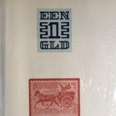 Sellos: COLECCION SELLOS DE HOLANDA. Lote 182745806