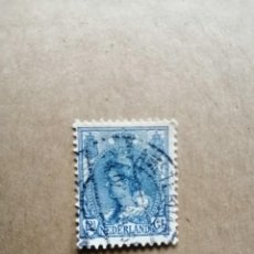 Sellos: NEDERLAND - 12 1/2 CENT. Lote 188778873