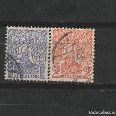 Sellos: LOTE M-SELLOS HOLANDA 1923. Lote 189685770