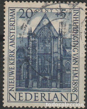 LOTE M-SELLO HOLANDA 1948 (Sellos - Extranjero - Europa - Holanda)