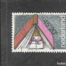 Sellos: HOLANDA 1978 - YVERT NRO. 1100 - USADO. Lote 191186675
