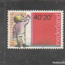 Sellos: HOLANDA 1978 - YVERT NRO. 1099 - USADO. Lote 191186822