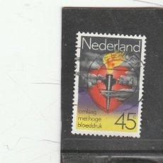 Sellos: HOLANDA 1978 - YVERT NRO. 1095 - USADO. Lote 191187147