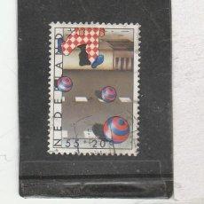 Sellos: HOLANDA 1977 - YVERT NRO. 1082 - USADO. Lote 191187720