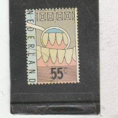 Sellos: HOLANDA 1977 - YVERT NRO. 1079- USADO. Lote 191188103