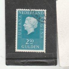 Sellos: HOLANDA 1969 - YVERT NRO. 885 - USADO -. Lote 194767227