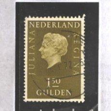 Sellos: HOLANDA 1969 - YVERT NRO. 884A - USADO -. Lote 194767381