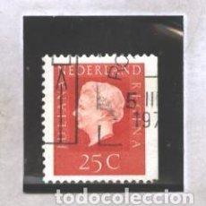 Sellos: HOLANDA 1969 - YVERT NRO. 882 - USADO -. Lote 194767555