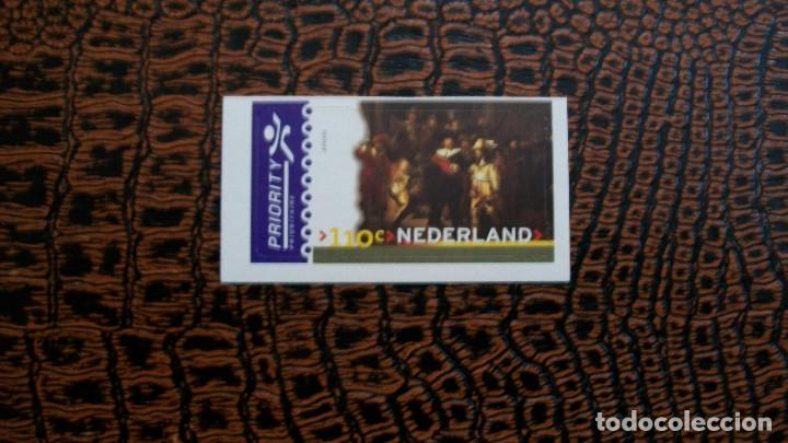 /22.02/-HOLANDA-2000-AUTOADHESIVO Y&T 1787 SERIE COMPLETA EN NUEVO SIN FIJASELLOS(**MNH) (Sellos - Extranjero - Europa - Holanda)