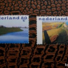 Sellos: /22.02/-HOLANDA-1998-Y&T 1634/5 SERIE COMPLETA EN NUEVO SIN FIJASELLOS(**MNH). Lote 194934441