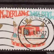 Sellos: HOLANDA - GREATING STAMPS 1997 - YVERT 1589. Lote 195247686