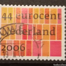 Sellos: HOLANDA - BUSINESS STAMPS 2006 - YVERT 2386. Lote 195247791