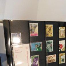 Sellos: LIBRO FILATELICO DE 1988 CON LOS SELLOS Y CARNET. Lote 197708345