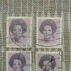 Francobolli: HOLANDA 1168 YVERT AÑO 1981. Lote 198219163
