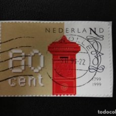 Sellos: HOLANDA 1999. NATIONAL POSTCOMPANY. YT:NL 1678, (245). Lote 198366407
