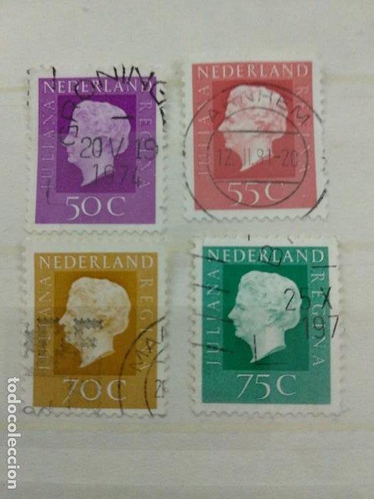 HOLANDA MONARQUIA (Sellos - Extranjero - Europa - Holanda)