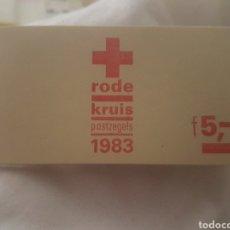Sellos: CARNET HOLANDA 1983. Lote 202447293