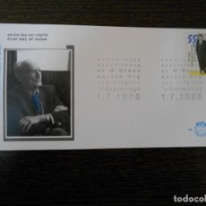 Sellos: HOLANDA-SELLOS-SOBRE PRIMER DIA-1986. Lote 203137495
