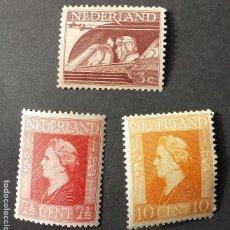 Sellos: 1945 HOLANDA LA LIBERACIÓN. Lote 204730522